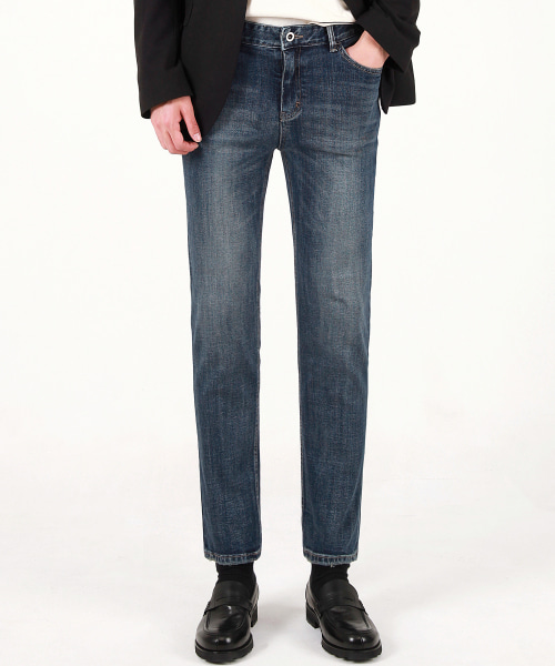 [모디파이드]M#1666 ambition grey slim jeans