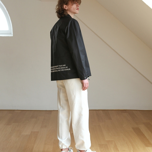 [트립르센스] STRETCH STRING PANTS CREAM