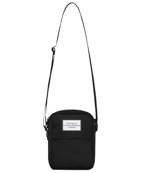 [비바스튜디오] CORDURA SHOLDER BAG IS [BLACK] 결제창