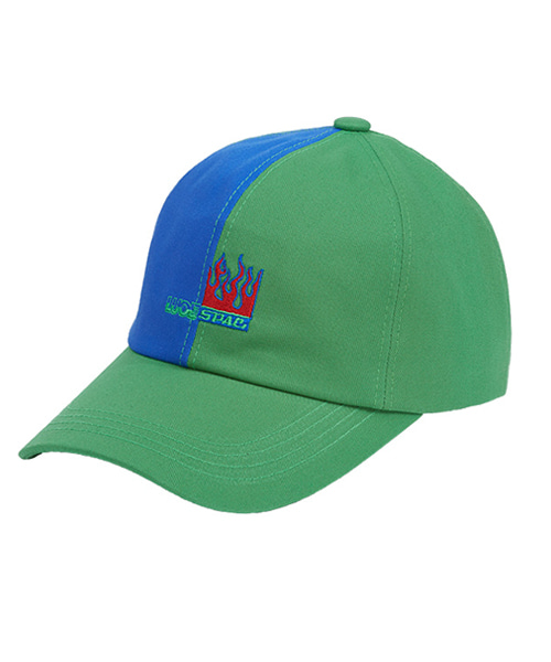 [루오에스팩] Flame cap (green)
