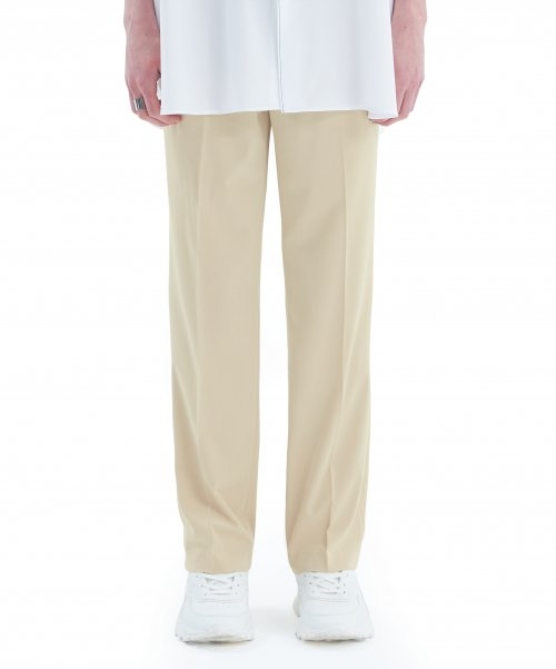 [에드][여름]LONG WIDE SLACKS_SS BEIGE