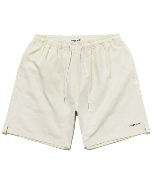 [페이브먼트] FAVORITE SHORTS IS [IVORY]