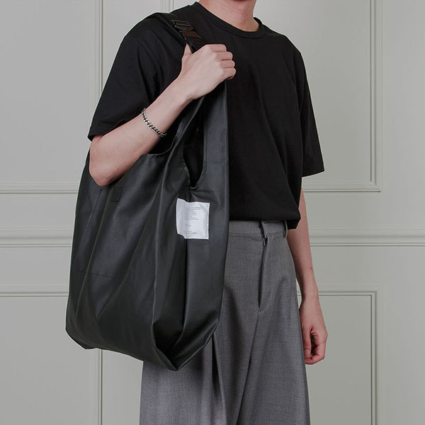 [오디너티] EMON BAG BLACK, (Tote x shoulder x cross)