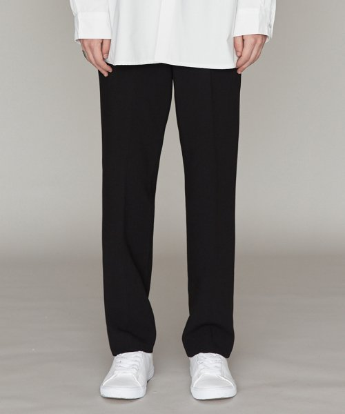 [에드] LONG WIDE SLACKS_F BLACK [PRE-ORDER 4/1]