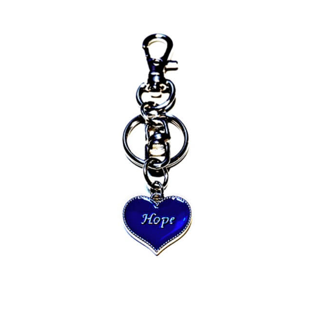 [하와] Hope heart key ring