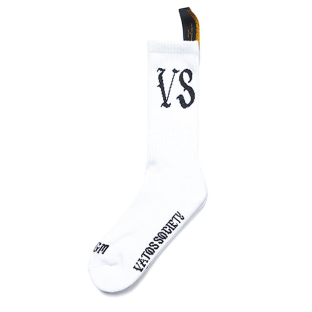 [스티그마]STIGMA VS SKATE SOCKS WHITE
