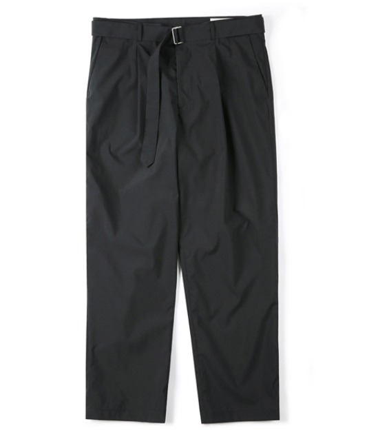 [셔터] ECO DRY LIGHT PANTS black