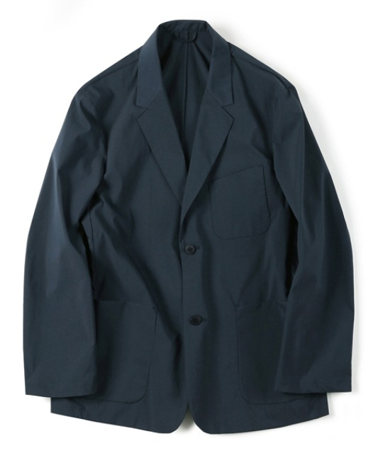 [셔터] ECO DRY LIGHT JACKET navy