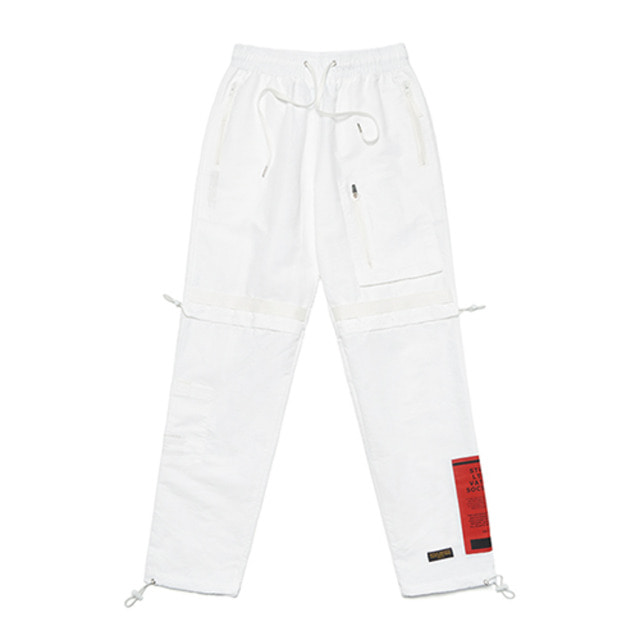 [스티그마]STIGMA S TECH JOGGER PANTS WHITE