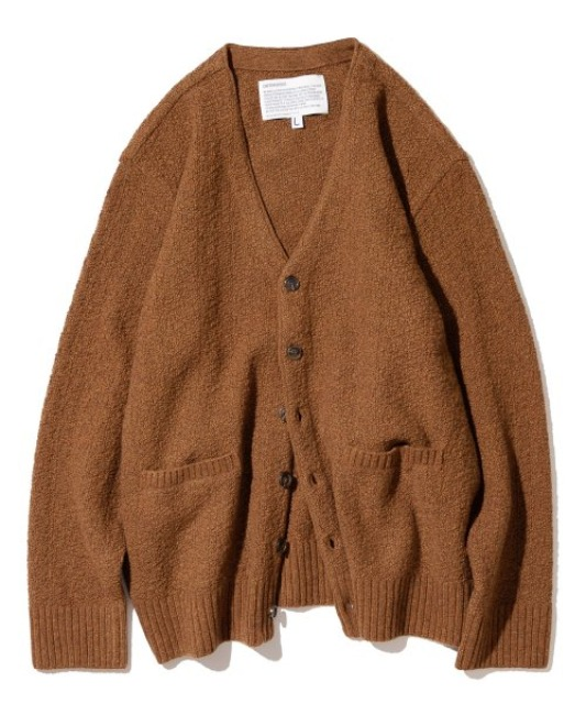 [유니폼브릿지] knit cardigan brick