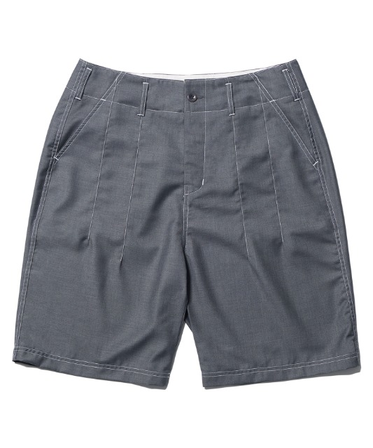 [노매뉴얼] S.L SHORT PANTS - GRAY