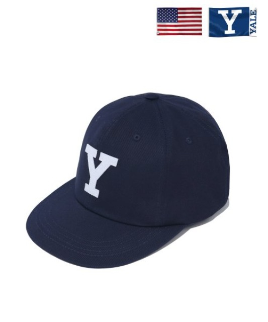 [예일] BIG Y BALL CAP NAVY