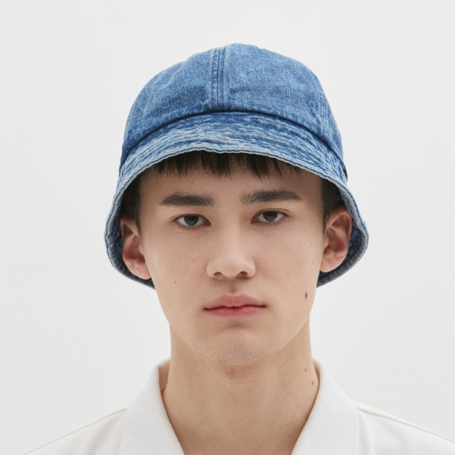 [위캔더스] DENIM BUCKET HAT (D.DENIM)