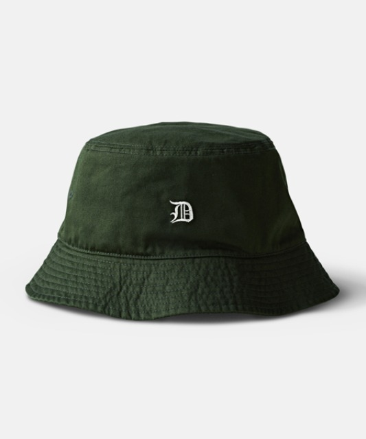 [듀테로] DTR1964 DTRO+AFST 90s D Bucket Hats Forest Green
